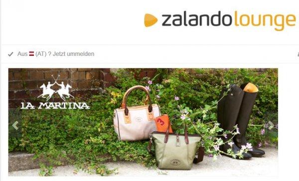 x09Zalando Lounge Sale bis zu 75% verschiedene Marken- The North Face - S. Oliver - LaCoste