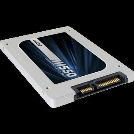 """Crucial SSD 2,5"""" 512 GB """"M550"""" @ZackZack"""