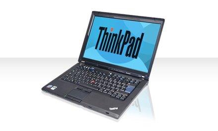 "Lenovo ThinkPad T400 / 2x2,4GHz / 4GB RAM / 160 GB Festplatte / 14,1"" /  Win 7 Pro / refurbished* inkl. Versand für 199 € [GROUPON] 12 Mon Gewährl. / Gratis Versand"