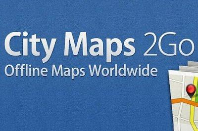[Android und iOS] City Maps2go for free ohne Codeeingabe