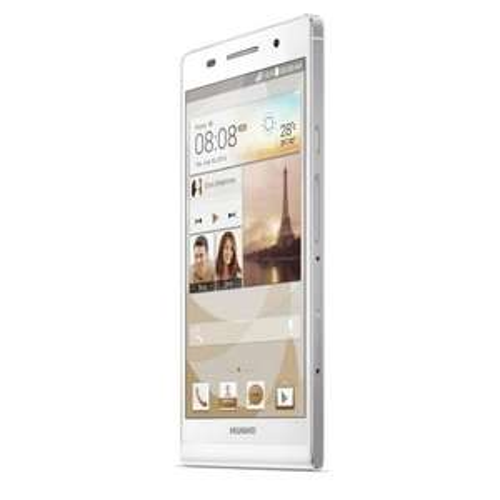 [Ebay WOW] Huawei Ascend P6 schwarz&weiß (10% unter idealo - besser als nix)