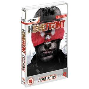 Homefront: Resist Edition (PC / Steelbook) - 12,49 Euro