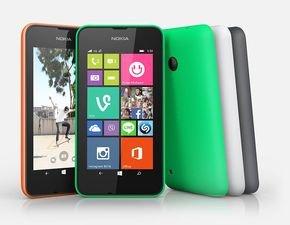 Nokia Lumia 530 Dual SIM [notebook.de und amazon.de]