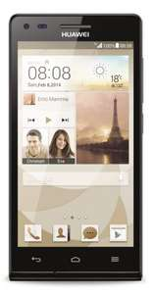 Huawei Ascend P7 mini Schwarz für 228,65€ @Amazon.de