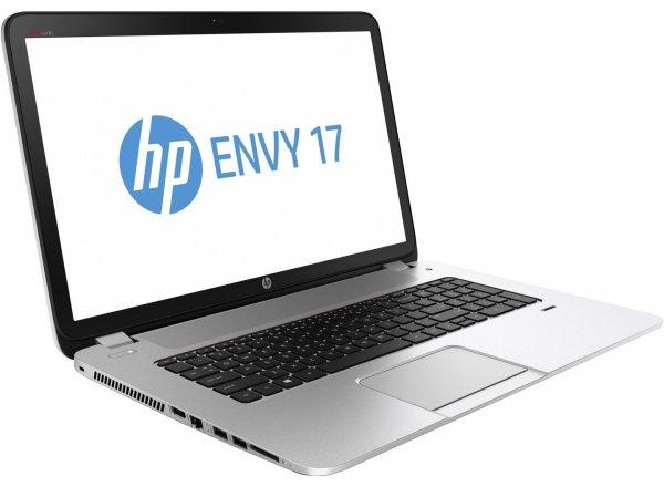HP ENVY 17-j133eg für 949€ @HP- 17 Zoll Notebook mit mattem FHD-Display, i7-4702MQ, GeForce GT 750M, 16GB RAM, 2TB HDD und Blu-ray-Laufwerk
