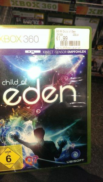 [Gamestop - lokal Köln? & online] Child of Eden für Xbox360 für nur € 1,99 Schnell sein!!!
