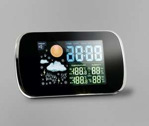 [ tchibo] Funk-Wetterstation mit LC-Farbdisplay für 19,95€ zzgl. 4,95€ Versand