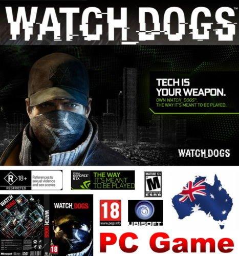 Watch Dogs Code , aus Nvidia aktion für ca 12,59€ @Ebay