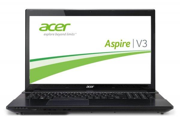 Acer Aspire V3-772G Notebook (i7, mattes display, full hd, 8GB RAM, 750HDD) für 785,76 @Amazon.de