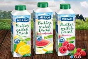 [V-MARKT] Milram Buttermilch 500g für 0,39€ (Coupies Cash-Back)