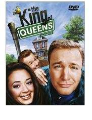 King of Queens Staffel 1, 2 und 3 auf DVD - je 4€ @saturn.de