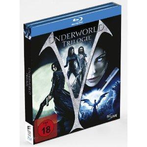 Underworld - Trilogie Limited Steelbook @ Amazon