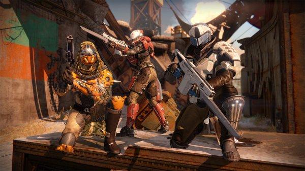 Destiny Beta für alle  Xbox Live Gold und PlayStation Plus Mitglieder