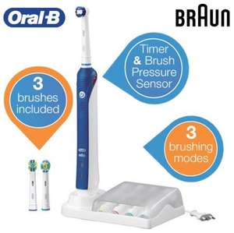 Oral-B Professional Care 3000 Zahnbürste für 55,90€ @ibood