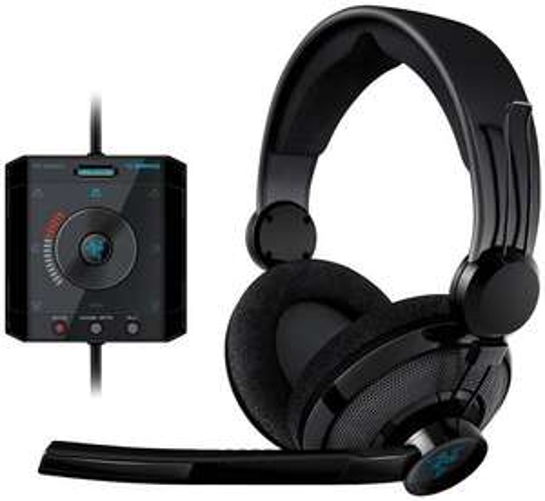 "Razer Headset 7.1 Surround, USB ""MEGALODON"" @ZackZack 99,90 € + 4,95 € Versand"