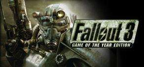 Fallout 3: Game of the Year Edition @Steam für 9,99€