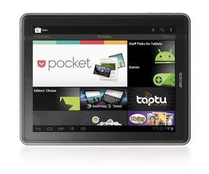 ARCHOS 97 Carbon - 100€ sparen beim Tablet mit IP Display & 16 GB