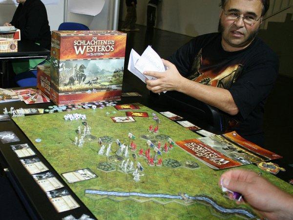 """""""Schlachten von Westeros"""" Brettspiel Bundle"""