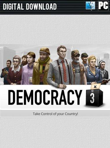 Democracy 3 [DRM-Free] 4,75€
