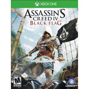 Assassin's Creed 4: Black Flag (Xbox One) für 22€ @Play Asia