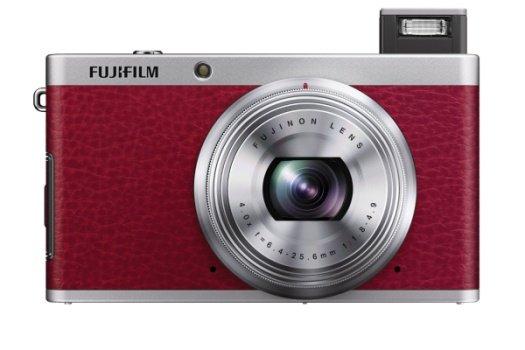 Fujifilm XF1 - rot - 12 MP EXR CMOS - RAW - 148,40 Euro
