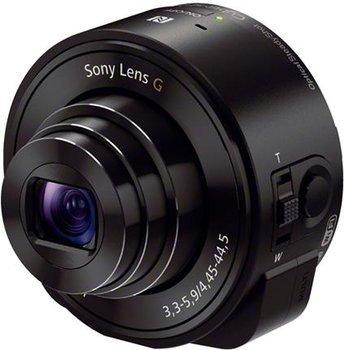 [LOKAL] Ulm Media Marktn - Sony SmartShot DSC-QX10 schwarz/weiß (Kameravorsatz für Smartphones) 90€