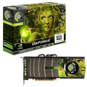 Point of View Nvidia GeForce GTX480 für 209,99 €