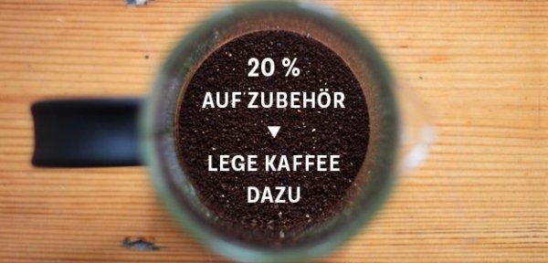 Sale bei Coffee Circle (Kaffeezubehör)