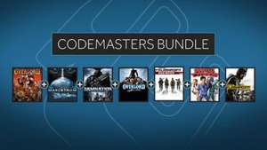 Codemasters Bundle (Steam) ab 3,70€ @GMG