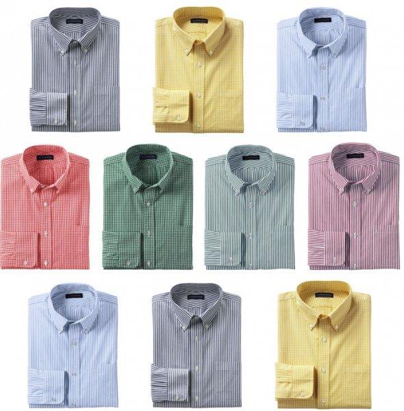 LANDS´ END Herren Businesshemden Buttondownkragen für 14,95€ frei Haus @ebay