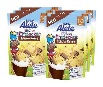 [BUDNIKOWSKY] KW31: 2x Alete Kleine Entdecker Schoko Kekse 150g für 1,09€/Stück