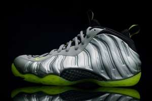 "[Online] @ House of Game Nike Foamposite One ""silver/lime "" 90€"