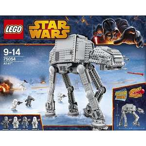 [Lokal] LEGO 75054 Star Wars AT-AT für 87,99€ bei Toys'R'us