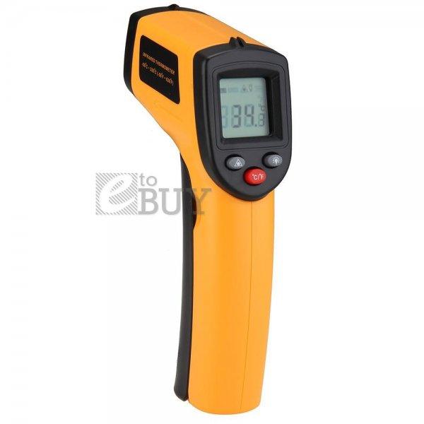 Laser Infrarot Thermometer