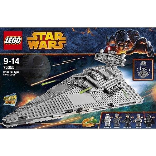 [Lokal] LEGO 75055 Star Wars Imperial Star Destroyer für 95,99€ bei Toys'R'us