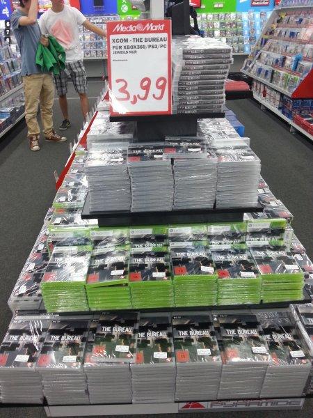 The Burea - X-Com Declassified (360/PS3/PC) für 3,99 €
