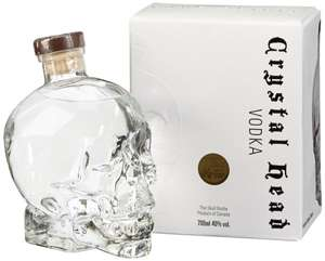 Crystal Head Vodka, 1er Pack (1 x 700 ml)