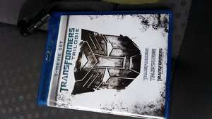 Transformers Bluray Trilogie bei Herkules Bad Vilbel.
