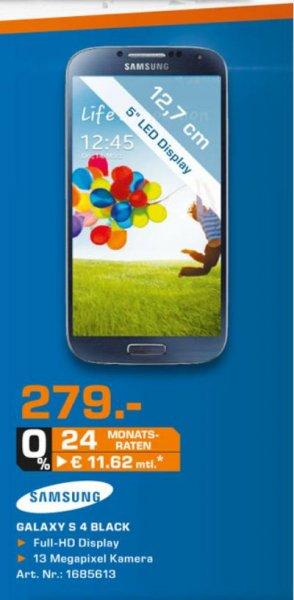 (Saturn Lokal ) Samsung Galaxy S4 Black 37073 Göttingen