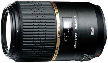 Tamron SP 90mm f2.8 Di USD Macro für SONY
