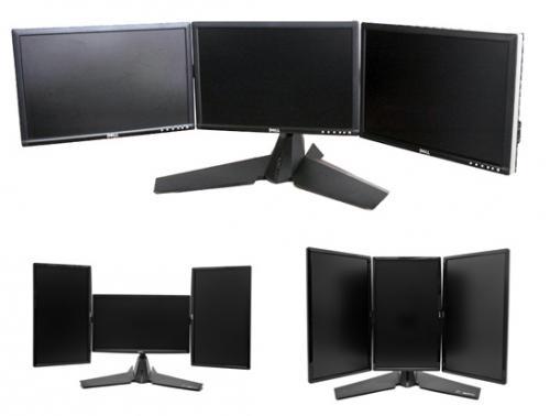 XFX Triple Display Monitor Stand @ZackZack für 303,95 € inkl. VSK