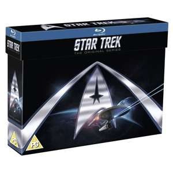 Blu-ray Box - Star Trek: The Original Series (20 Discs) ab €51,20 [@Zavvi.com]