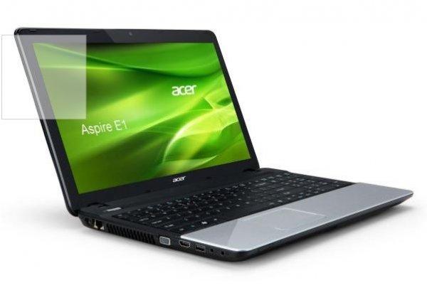 Einfaches Office Notebook: Acer Aspire E1-532 (matt / 2955U / 4 GB / leise! / Tasche & Maus)