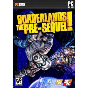 Borderlands: The Pre Sequel PREORDER GLOBAL Steam Key