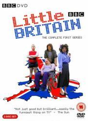 Little Britain - Session 1 [2 DVDs] für 1.71€ @ bee