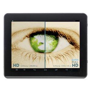 9.7 Zoll Tablet mit Full HD und Quadcore für unter Euro 150 bei real incl. DVB-T Modul