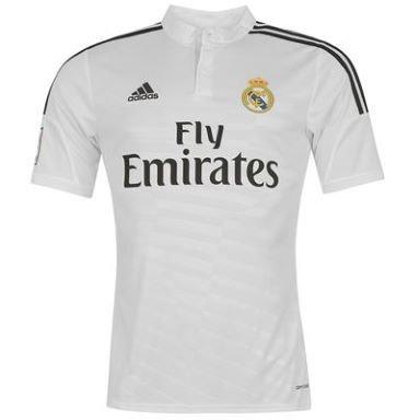 Sportsdirect Trikots europäischer Topvereine (Real Madrid, Chelsea, Arsenal, Dortmund ...) 2014/2015 div. Größen