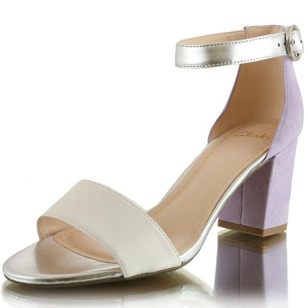 Clarks Susie Deva 203577624 Damen Sandalen für 39,50€ bei shoesplease.