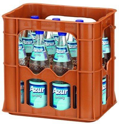[Profi Getränke Shop] 3 Kisten Azur Mineralwasser zum Preis von 2 (6,58€) und Johnnie Walker Red Label 0,7l für 9,99€