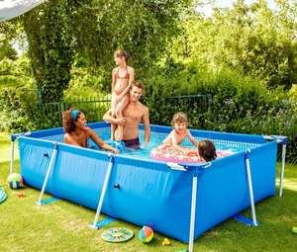 großer Garten-Pool @Tchibo für 47,41 € inkl. VSK